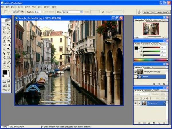Photoshop Cs5: Hướng dẫn sử dụng - Toolbox 1