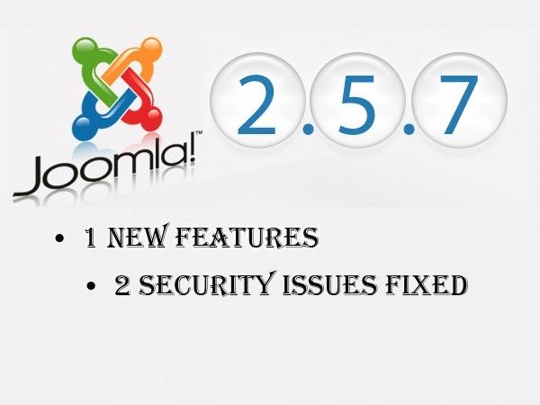 Joomla nâng cấp phiên bản lên 2.5.7 1