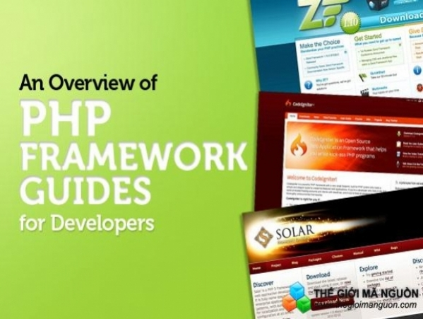 Giới thiệu: PHP Framework là gì? 1
