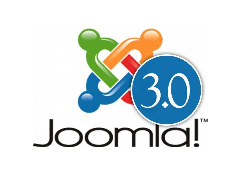 Phiên bản JOOMLA 3.0 Alpha-2 3