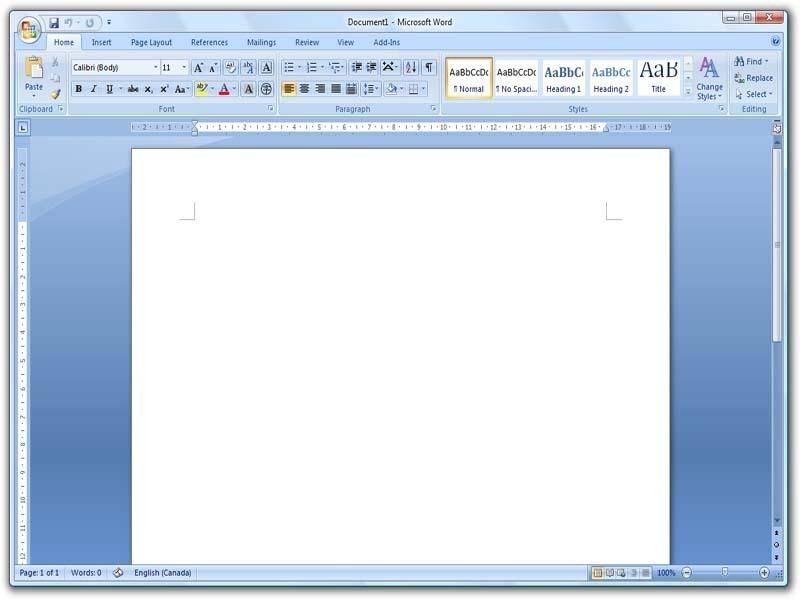 Tổng quan về Microsoft Office