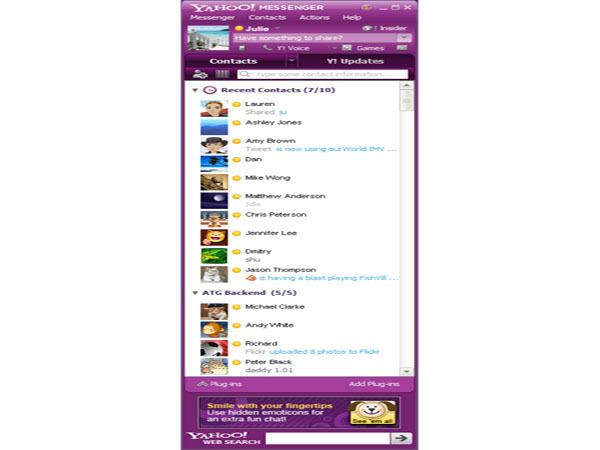 Yahoo! Messenger 11.5