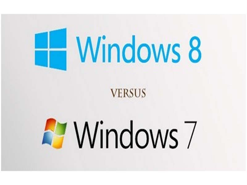 Windows 8 so sức mạnh với Windows 7