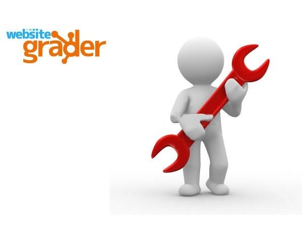 Website Grader công cụ kiểm tra SEO miễn phí 1