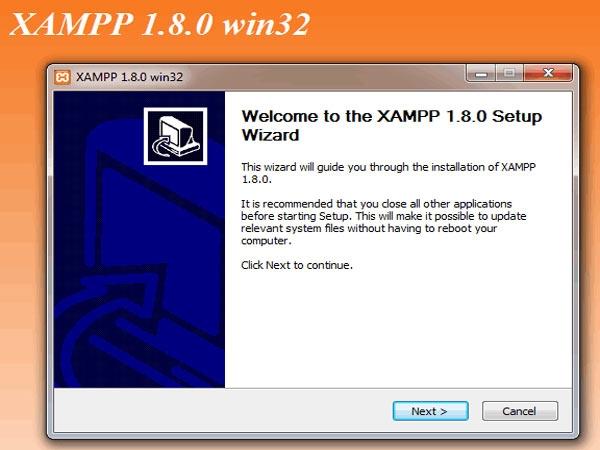 Hướng dẫn: Cài đặt Xampp cho localhost 1