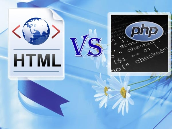 [Thảo luận]Phân biệt HTML và PHP 1