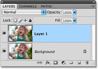 Photoshop Cs5: Tạo hiệu ứng phóng to 5