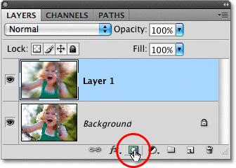 Photoshop Cs5: Tạo hiệu ứng phóng to 10