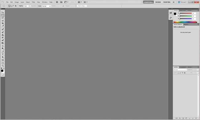 Photoshop Cs5: Hướng dẫn sử dụng - Toolbox 3