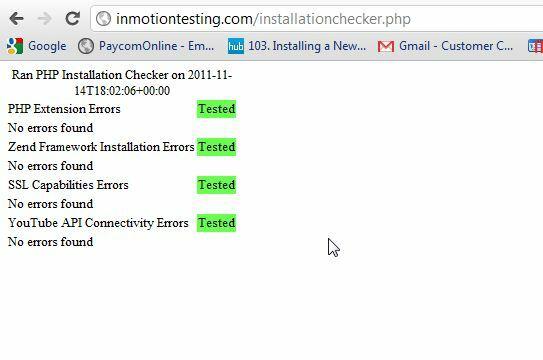 [Hướng dẫn] Kiểm tra cài đặt Zend Framework 2