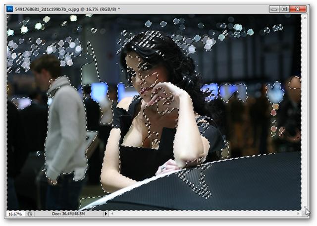 Photoshop Cs5: Khôi phục chi tiết từ vùng tối của ảnh 9