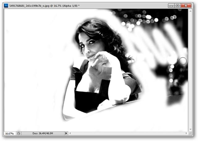 Photoshop Cs5: Khôi phục chi tiết từ vùng tối của ảnh 13