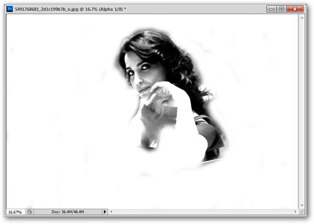 Photoshop Cs5: Khôi phục chi tiết từ vùng tối của ảnh 14