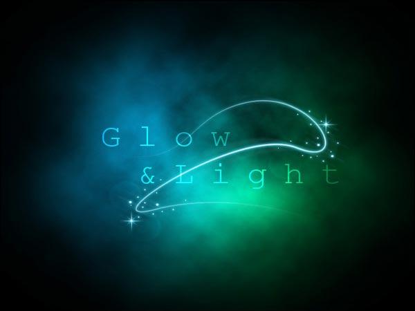 Photoshop Cs5: Tạo hiệu ứng Light và Glow 15