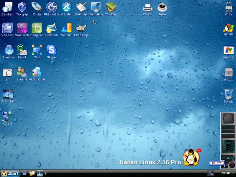 Các ưu điểm của hệ điều hành Linux