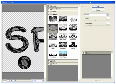 Photoshop Cs5: hiệu ứng chữ chất lỏng 13