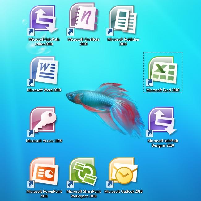 Hướng dẫn tạo biểu đồ trong Office Excel 2007- 2010 6