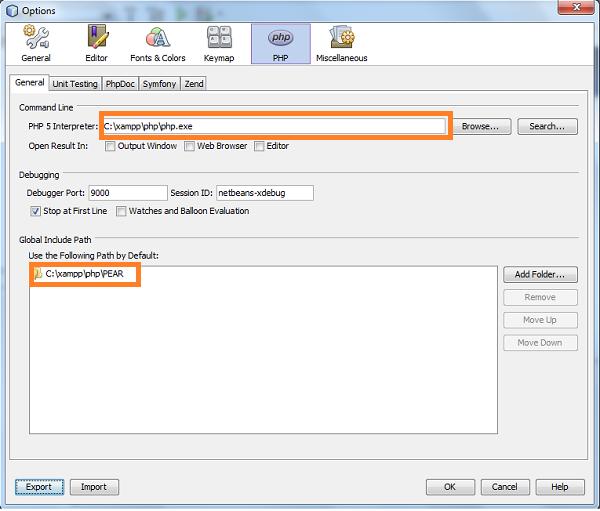 Cài đặt và cấu hình Zend Framework