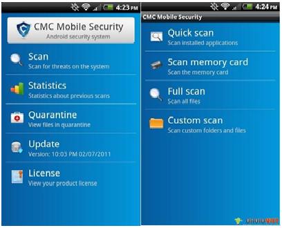 7 ứng dụng bảo mật cho smartphone, máy tính bảng