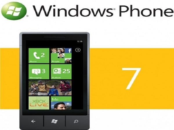 Các phần mềm cơ bản của Windows Phone 7 1