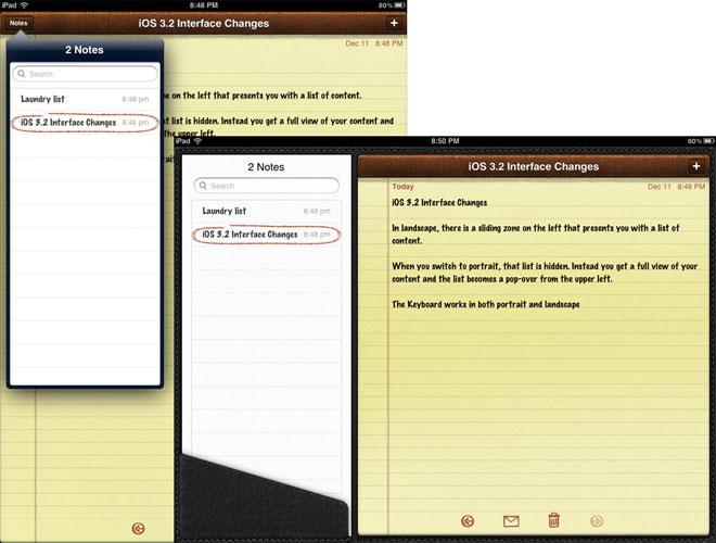 Các phiên bản của hệ điều hành IOS