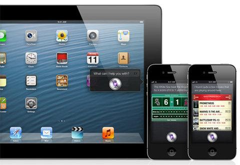 Hệ điều hành IOS 6 trình làng