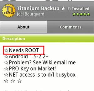 Lưu ý trước khi cài android