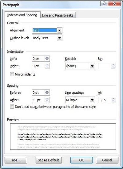 Microsoft Office 2010 và các tính năng