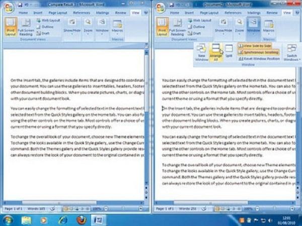Microsoft Word 2007: Thủ thuật cơ bản