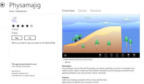 Windows 8: Những ứng dụng hay