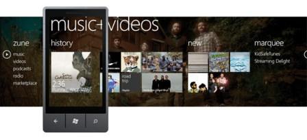 Windows Phone 7: Đối thủ mới của Android và iOS