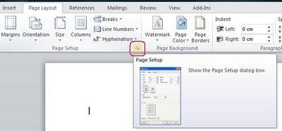 Word 2010: Thủ thuật trên văn bản