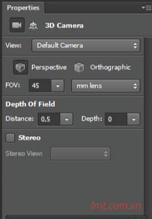 Hiệu ứng 3d trong Photoshop CS6 9