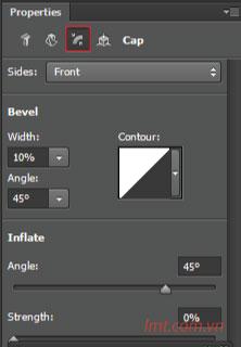 Hiệu ứng 3d trong Photoshop CS6 13