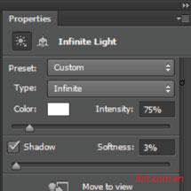 Hiệu ứng 3d trong Photoshop CS6 23