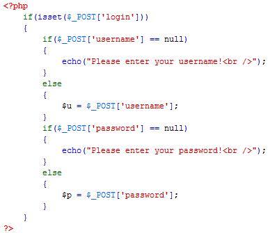 PHP cơ bản - Bài 10: Tạo trang login bằng PHP và MYSQL 4