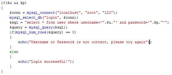 PHP cơ bản - Bài 10: Tạo trang login bằng PHP và MYSQL 6