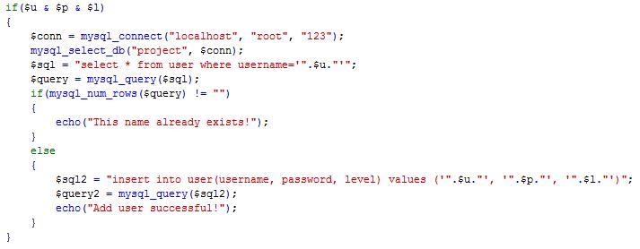 PHP cơ bản - Bài 11: Viết ứng dụng thêm thành viên bằng PHP và MYSQL 5