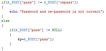 PHP cơ bản - Bài 13: Viết ứng dụng sửa xóa thành viên bằng PHP và MYSQL 4