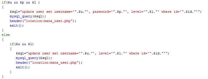 PHP cơ bản - Bài 13: Viết ứng dụng sửa xóa thành viên bằng PHP và MYSQL 5