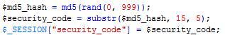 PHP cơ bản - Bài 14: Viết ứng dụng tạo mã xác nhận bằng PHP 3