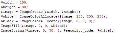 PHP cơ bản - Bài 14: Viết ứng dụng tạo mã xác nhận bằng PHP 4