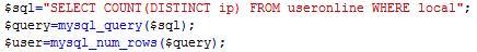 PHP cơ bản - Bài 15: Viết ứng dụng đếm số người online bằng php 6