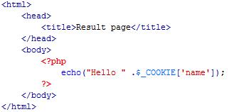 Sử dụng cookie trong php