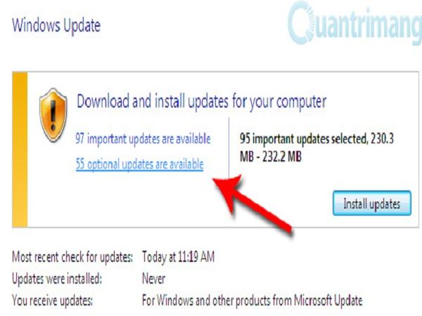 Windows 7: kinh nghiệm sử dụng