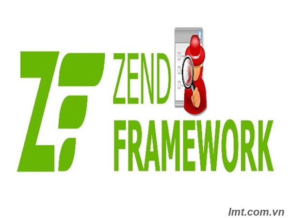 Quy trình hoạt động Zend Framework 1