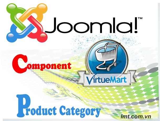 TUTORIAL JOOMLA: VirtueMart - Component - Thêm danh mục sản phẩm 1