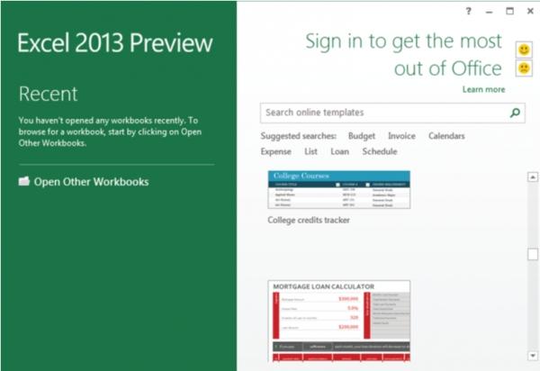 Microsoft Excel 2013: Tính năng vượt trội 3