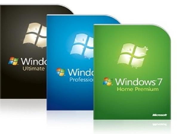 Tổng hợp hệ điều hành Windows 7