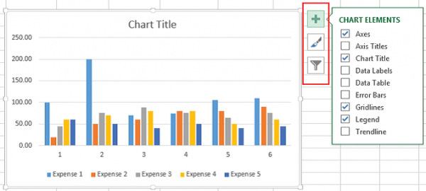 Tính năng vượt trội trong Excel 2013